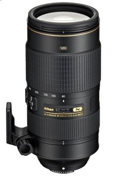 Nikon 80-400 lens - The Beast.  My biggest and heaviest lens with an awesome range.  Add a 1.5 converter and you have an excellent lens for bird and wildlife photography.  Be warned, the weight is definitely a factor in how far you want to carry it.