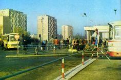 Żytnia, Dworzec PKS, 1976