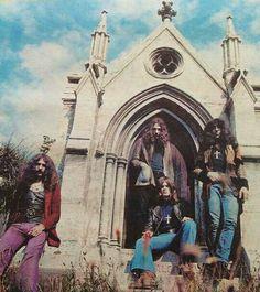 Black Sabbath with Ozzy Osbourne.......