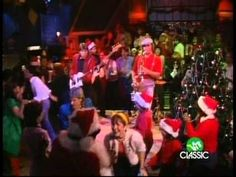 """Rock and Roll Christmas"" - George Thorogood ... bonus, Santa Claus is none other than John Lee Hooker!!!"