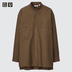 Rocker Chic, Fashion Lookbook, Military Jacket, Uniqlo Men, Raincoat, Workwear Fashion, Research And Development, Work Wear, Shirt Style
