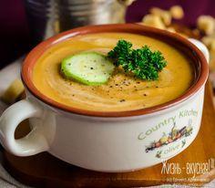 кабачковый суп-пюре рецепт, суп-пюре из кабачков рецепт с фото, крем-суп из кабачков