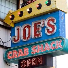 Joe's Crab Shack. Love them! Been to one in San Francisco and one in Old Town Sacramento.