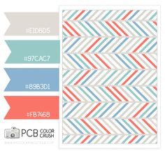 Color & Pattern Crush –  5.27.2013