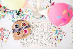 Tillamook Ice Cream, Ice Cream Social, Ice Cream Party, Summertime, Vanilla, Blog, No Churn Ice Cream, Party, Blogging