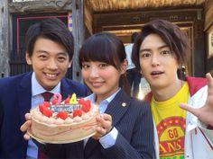 仮面ライダードライブ。の画像(1/1) :: 内田理央オフィシャルブログ ダーリオクロニクル