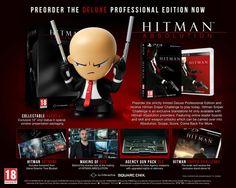 Deluxe Professional Edition de Hitman: Absolution