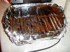 Use foil in your George Foreman grill or panini maker to prevent mess. | 37 Deep Cleaning Tips Every Obsessive Clean Freak Should Know