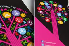 A college prospectus for CNWL See some more of our other work here http://wearetangerine.co.uk/ourwork/mho/