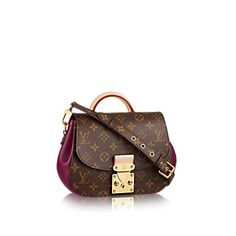 Eden PM Monogram Canvas - Handbags | LOUIS VUITTON