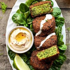 Moist, incredibly delicious falafels flavored with mint, dill and parsley. Fluffy and better than the ones you get at restaurants!