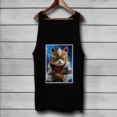 Star Fox Zero Games Custom Tank Top T-Shirt Men and Woman