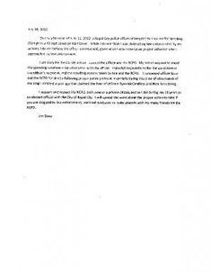 restaurant apology letter for bad food
