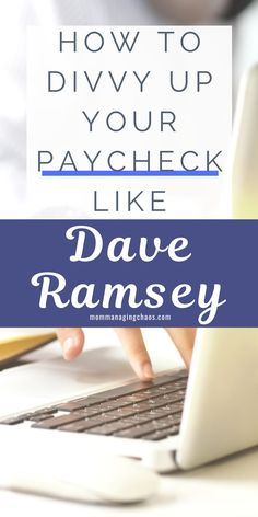 Are you struggling with how to budget your money? Check out Dave Ramsey, personal finance guru, recommended budgeting percentages so you know how much you can reasonably plan for your monthly budget.   Budgeting | How to Create a Budget | Monthly Budget | Manage Your Money #mommanagingchaos #budgeting #money #budget #daveramsey Budget Spreadsheet, Budget Binder, Budget Planner, Mo Money, Money Budget, Making A Budget, Create A Budget, Budgeting Finances, Budgeting Tips