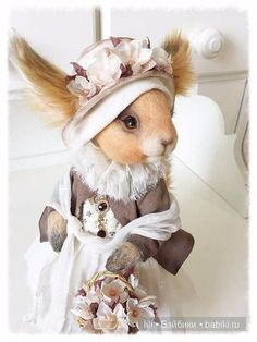 Авторские игрушки Садовской Татьяны / Изготовление игрушек своими руками / Бэйбики. Куклы фото. Одежда для кукол