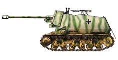 Germany - Marder I GW39H Tank Destroyer