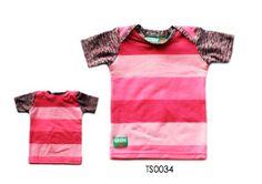 Oishi-m Pink Tuscadero Short Sleeve T Shirt circa August 2010