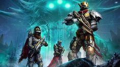 Destiny'nin ilk ek paketi Dark Below için çıkış videosu yayınlandı.