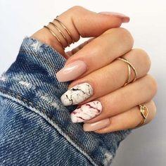 25 yummy pastel nail arts 2018