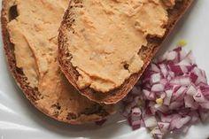 Wyszukany smak: Pasta z fasoli i słonecznika