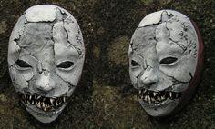 www.axeltorvenius.com - the art and creations of Axel Torvenius. Crazy creepy masks + more art