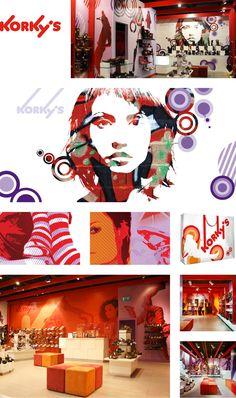 Designfolk - Korky's, Dublin & Cork.