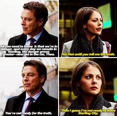 Arrow - Thea & Malcolm #3.11 #Season3