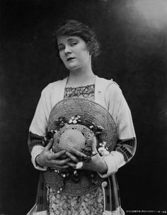 """Mae Marsh in """"Polly of the Circus"""" (1917)"""