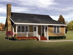 Country   House Plan 49122