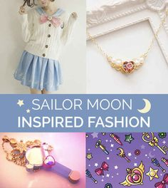 24 Sailor Moon-Inspired Fashion That Are Too Beautiful For Words