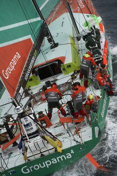 Groupama 4 / Volvo Ocean Race                                                                                                                                                      More