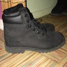 c876aaacdf 30 Best all black timberlands womens images | Timberland mens, Black ...