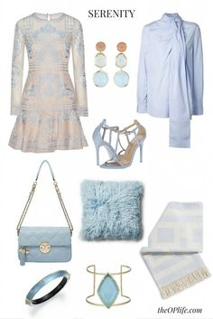 Pantone Color(s) of the Year: Rose Quartz Serenity - The OP Life