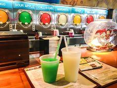 Frozen Slushies and Southern Food in Savannah