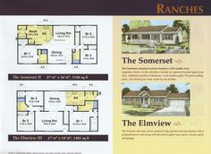 Ranch Style House Plans | plan designs and house building blueprints by perfect home plans