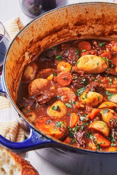 Stew season is here. Warm up with one of these delicious Irish stew recipes. Irish Stew, Irish Beef Stew Recipe, Meat Recipes, Cooking Recipes, Best Lamb Recipes, Supper Recipes, Savoury Recipes, Paleo Recipes, Yummy Recipes