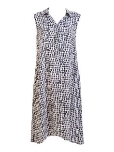 Mela Purdie - Sleeveless Shirt Dress