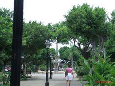 Central Park,Granada,Nicaragua