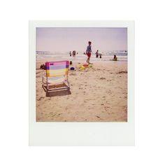 Beach Polaroid 2 ❤ liked on Polyvore featuring polaroids and photos