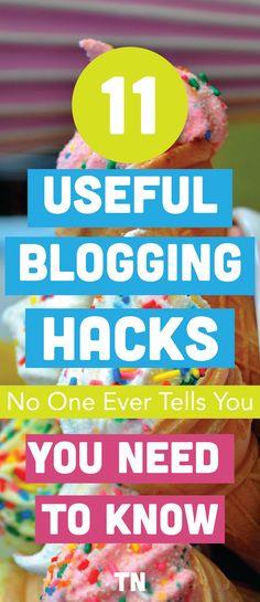 11 Blogging Hacks No One Ever Tells You You Should Know | Blogging Hacks | Make Money Online | Teal Notes | Make Money Blogging |