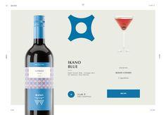 Ikano Wines #ecommerce #webdesign