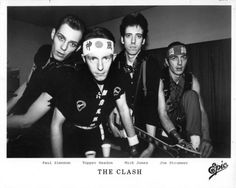 photomusik:  The Clash