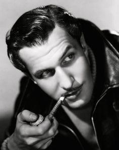 Vincent Price, photographed by John Springer (1938)