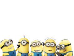 Minions High Quality Sticker Decals For Car and/or Bedroom