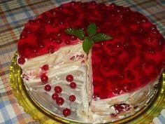 Hospodyně: Tvarohový dort