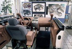 OG | 2002 Renault Megane MK2 | Full-size Interior model