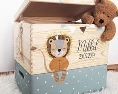 Discover recipes, home ideas, style inspiration and other ideas to try. Handmade Furniture, Kids Furniture, Creation Deco, Kids Storage, Tv Storage, Record Storage, Wood Toys, Toy Boxes, Handmade Toys