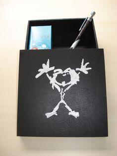 Caixa Pearl Jam