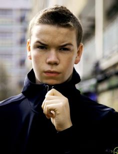 Will Poulter by Liam MF Warwick for Clash