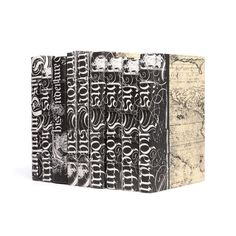 "Eclipse Home Collection Linear Foot of Black Bold-Spenserian Books 6"" L x 12"" W x 8"" H · Sizes range to 9.5"" H"